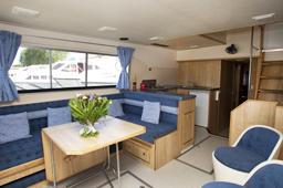 Kvalitetsbåde til luksuriøse krydstogter