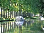 Region Midi - sejlområde Frankrig