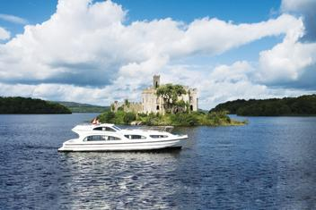 Båtsemester i Irland
