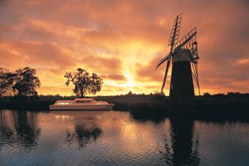 Region Norfolk Broads