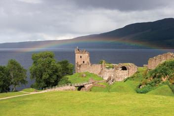 Båtsemester i Skotland